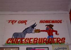 Cheeseburgers!