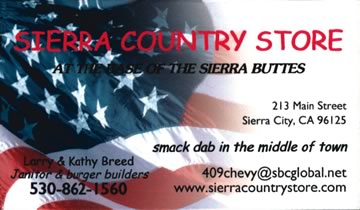 Sierra Country Store