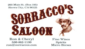 Sorracco's Saloon